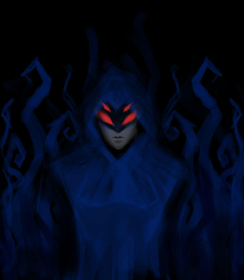 Are You Afraid of the Dark by CoolBlueX on DeviantArt