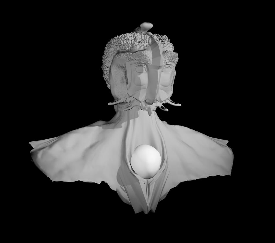 Alien - 3 by dadga