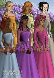 MLP Tudor Diversity
