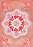 Bright star mandala by LoveLiveLilith