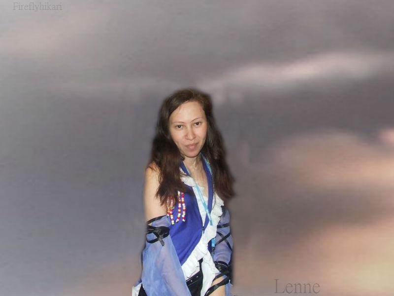 Lenne Cosplay by Fireflyhikari