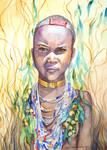 Ethiopian by VBoyadzhieva