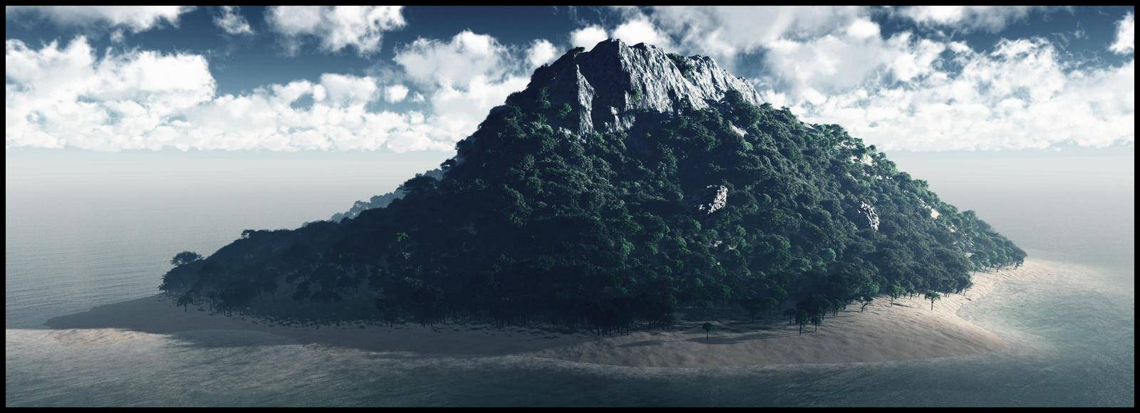 Island by ElBurito