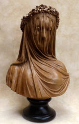 Veiled lady (oak)