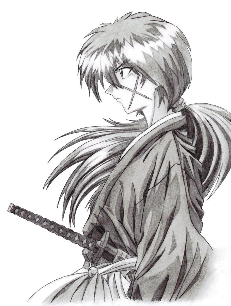 Kenshin Himura By FQMX