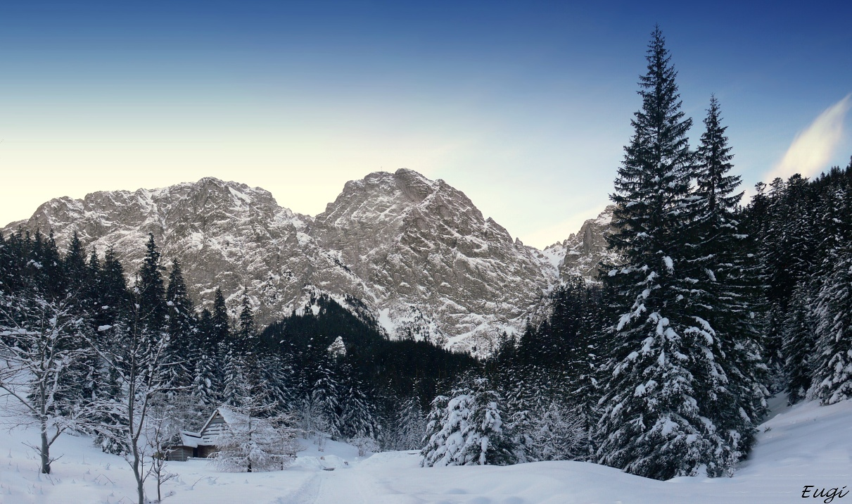 ...winter in Zakopane 8... by eugi3