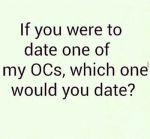 OCs by LightningxHope0