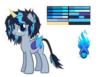 MLPOC: Daybraker Phoenix - Redesign by PrincessYandereQuinn