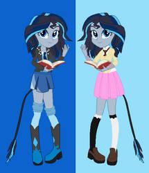 MLPOC: Daybraker Phoenix  Equestria Girls Version by PrincessYandereQuinn