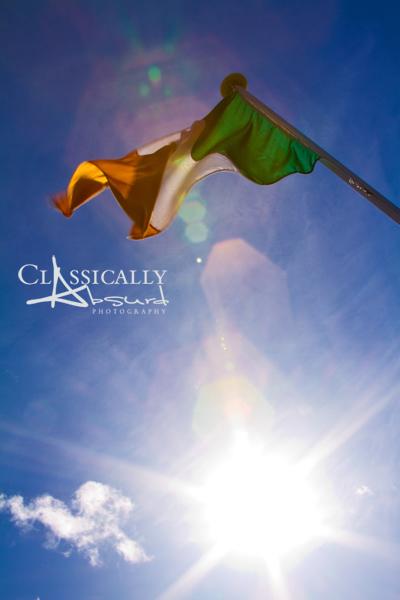 Irish Sun by Michelliechelle