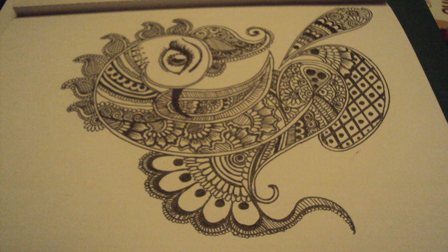Mehndi Drawing Pictures : Not found