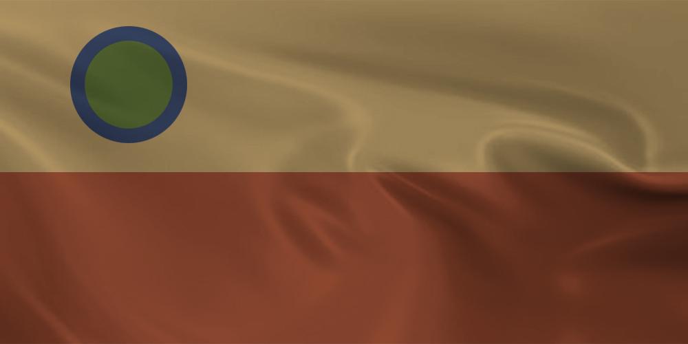 Mars Flag 03-02 by SvenLittkowski