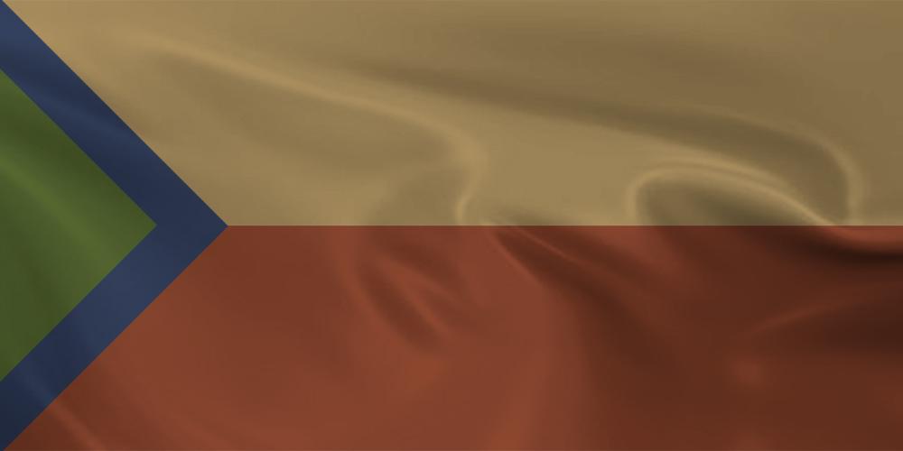 Mars Flag 03-04 by SvenLittkowski