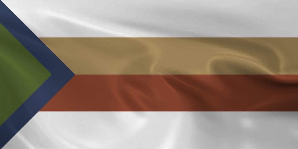 Mars Flag 03-05 by SvenLittkowski