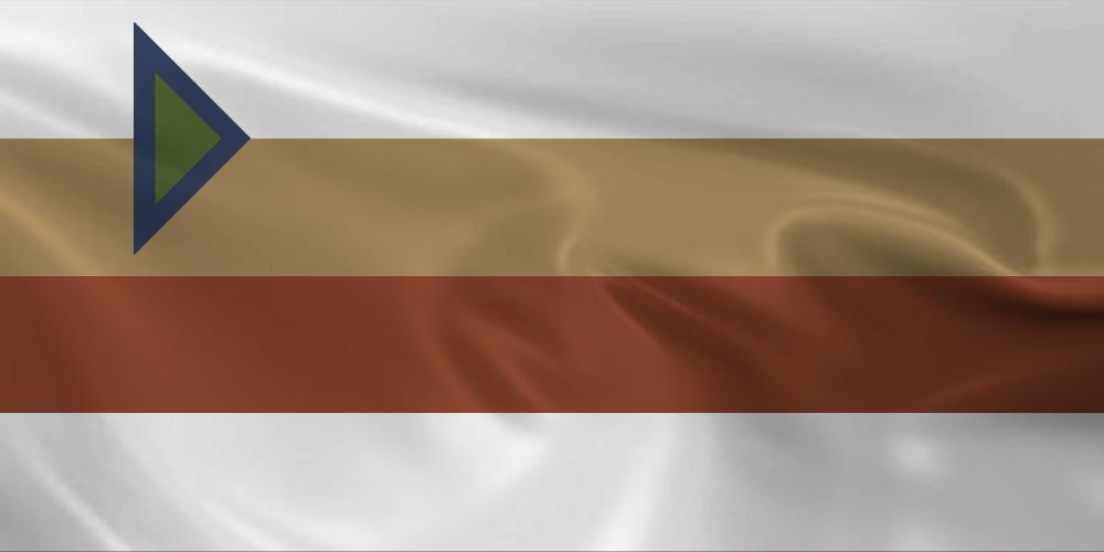 Mars Flag 03-06 by SvenLittkowski