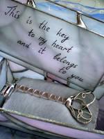 The key to my heart by ioglass