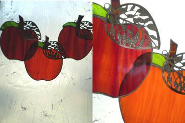 The apple trio by ioglass