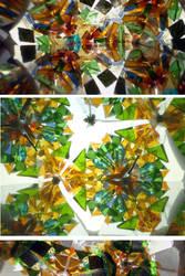 Kaleidoscope patterns by ioglass