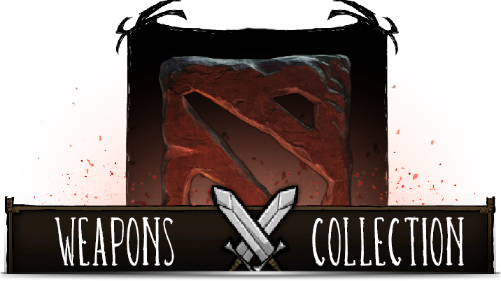NEW MOD - Dota2 x DST Weapons - [Don't Starve Together] Mods