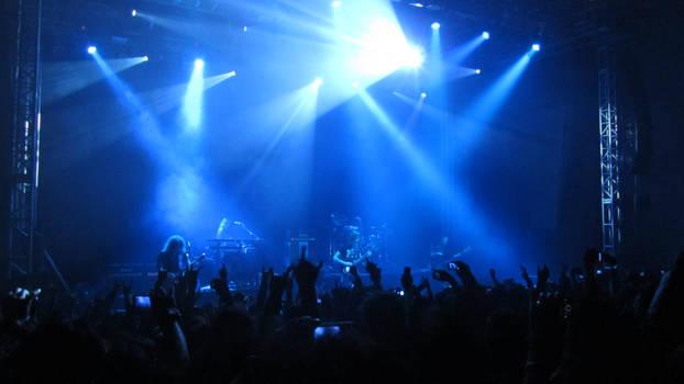 Opeth en MX 2012