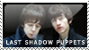 Last Shadow Puppets Stamp by Emico