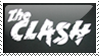 The Clash Stamp by Emico
