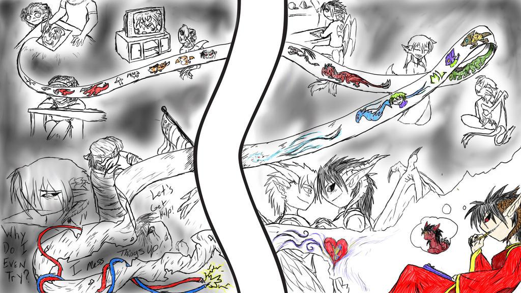 My Journey by KaiyaDemon