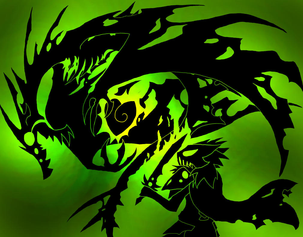 Dragon's Heart by KaiyaDemon