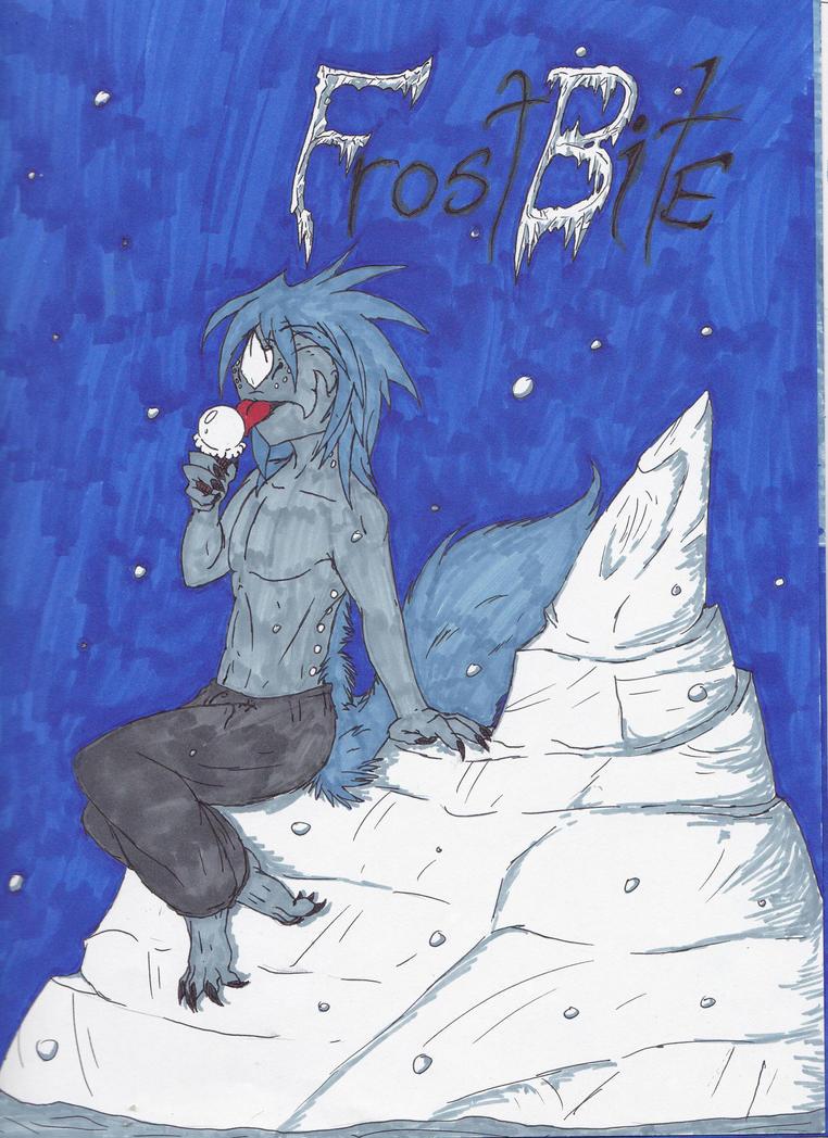 FrostBite Humanoid by KaiyaDemon