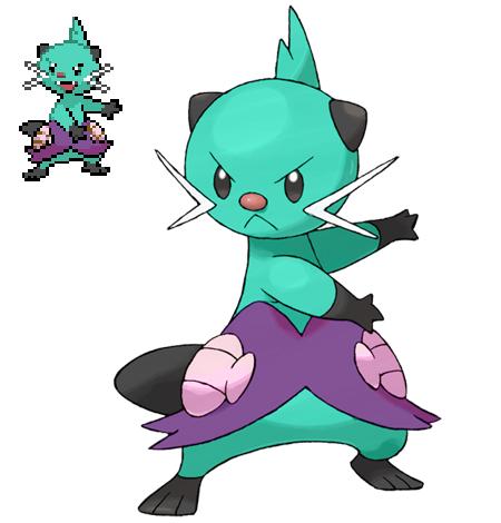 dewott pokemon shiny - photo #2