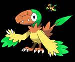 Pokemon 5G Shiny Archen