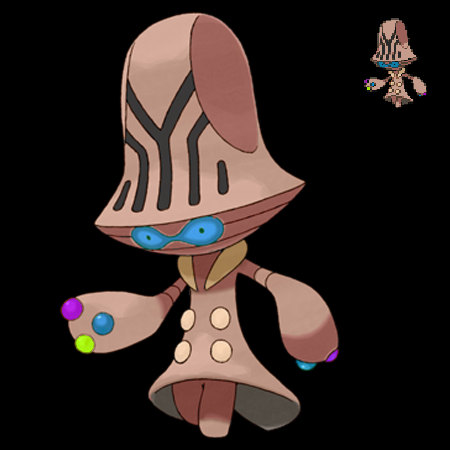 Pictures of Pokemon Shiny Beheeyem