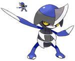 Pokemon 5G Shiny Pawniard
