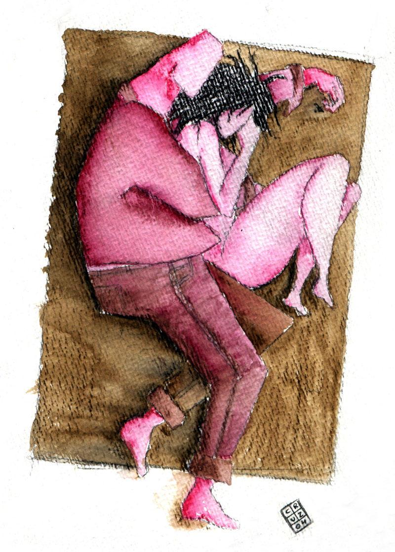 Embrace -abrazo- by Peekislabis