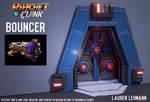 Blaster Door by luv2sketch100