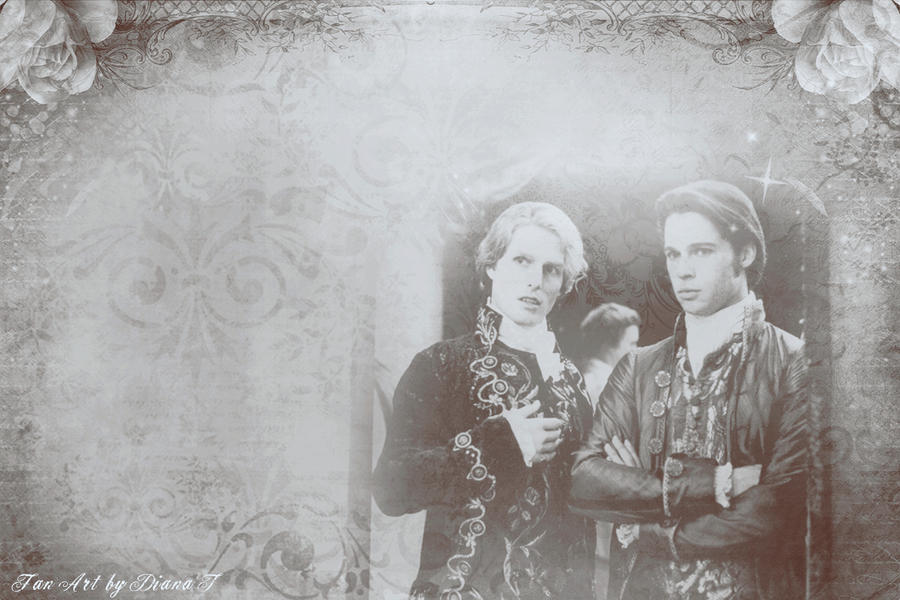 Interview With The Vampire Louis And Lestat By SoniaVargis