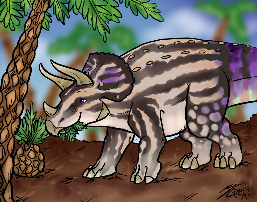 Dinosauria Christmas by BGArts