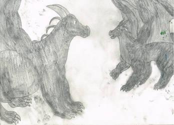 Black Dragon Confrontation