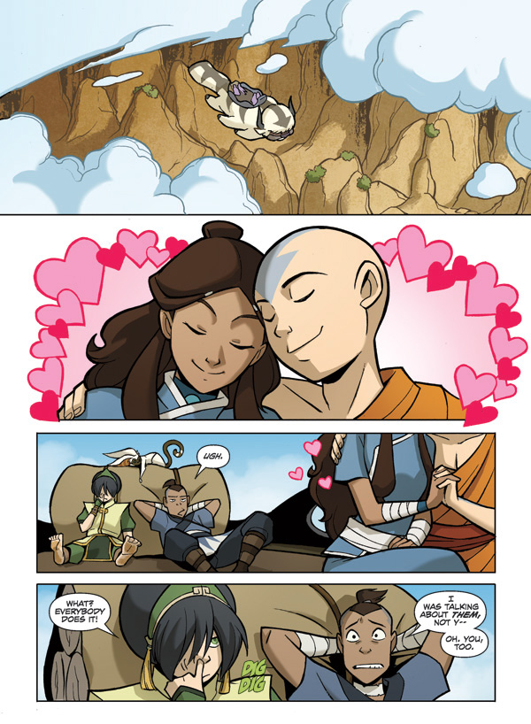 avatar the search comic pdf