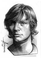 Luke Skywalker by rampantimaginationA