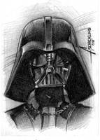 Vader by rampantimaginationA