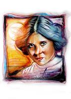 Leia by rampantimaginationA