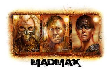 MAd MAx Horizontal Poster