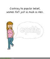 I'm a feminist by MattMelvin