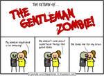 Return of the Gentleman Zombie
