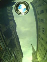 The sun of Vienna by Alon-O