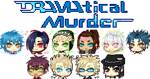 DRAMAtical Murder icons complete set