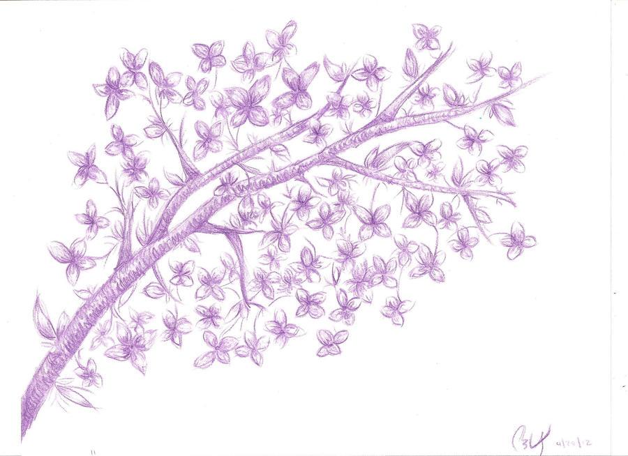 The Lilacs... by kuro-fanadict