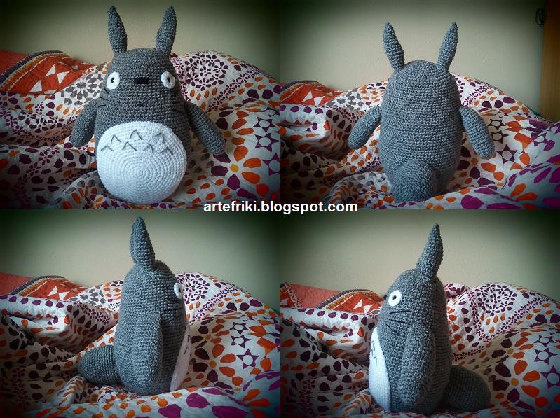Totoro by ArteFriki