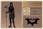 Guardians Guild: Cole Arkwright